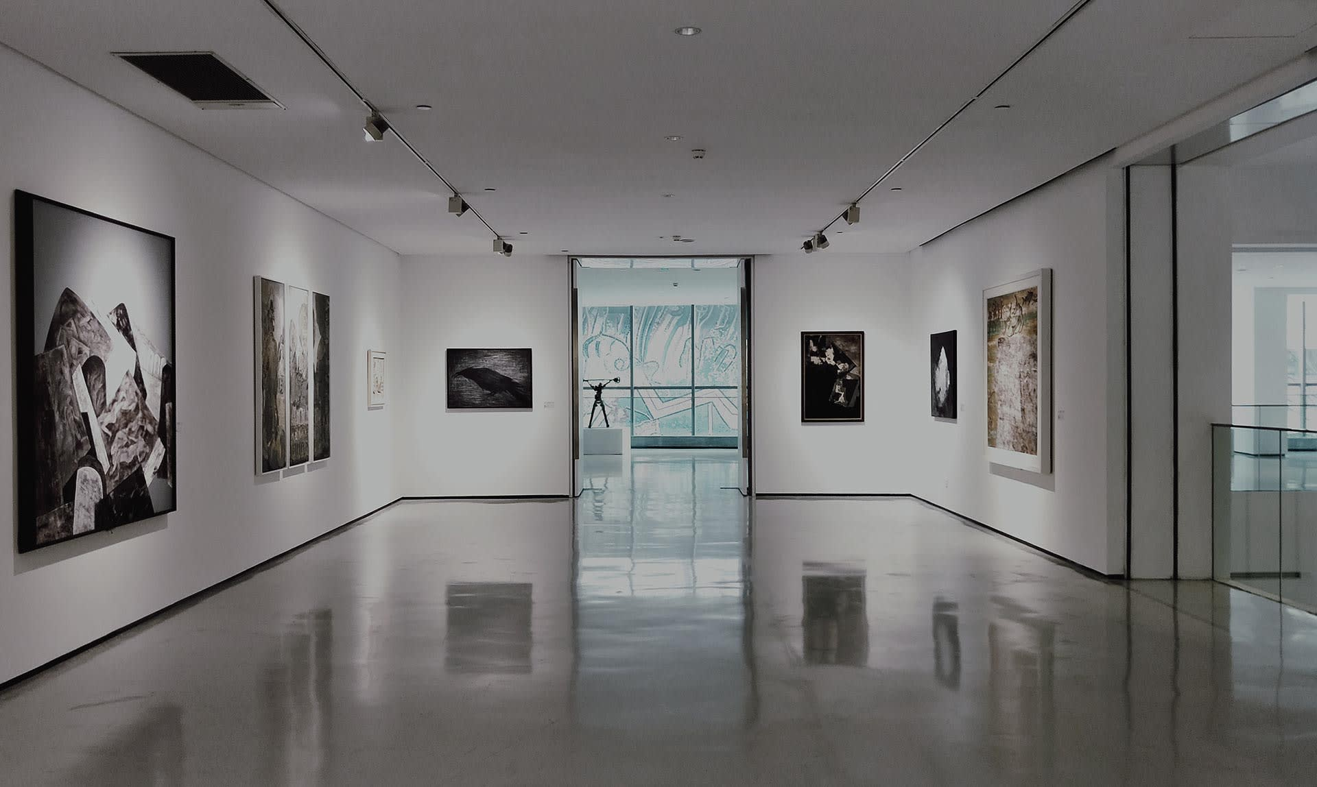 Software for art galleries